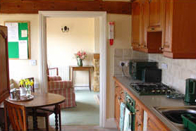 kitchen cottage